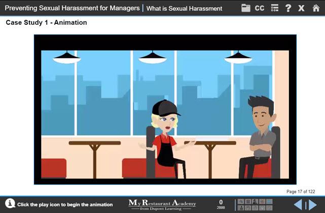 Harassment Prevention Training for Restaurants