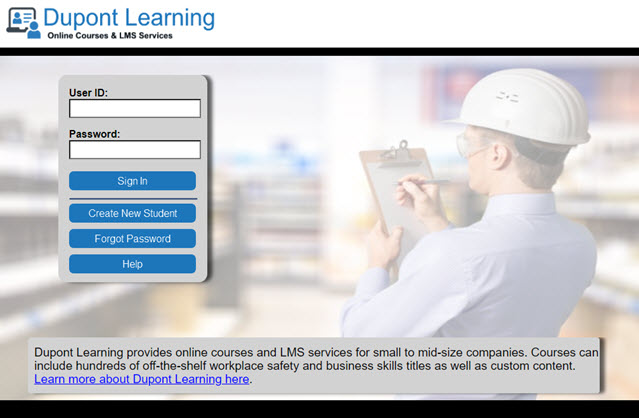 Dupont Learning