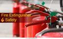 fire extinguisher safety