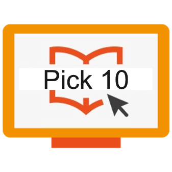 pick any 10 courses